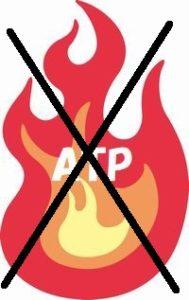 ATPできない
