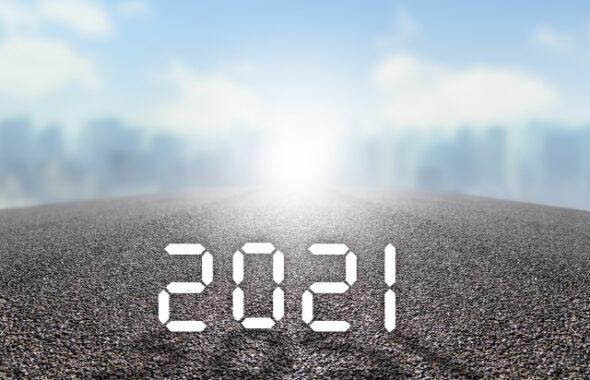 2021年スタート